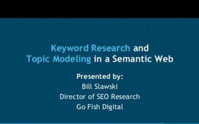 Keyword search e semantica 2018: la relazione