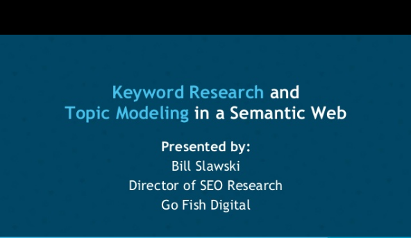 Keyword search e semantica 2018: la relazione