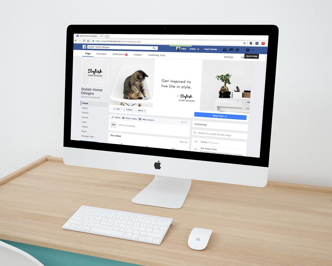 Come e perché creare una pagina Facebook aziendale