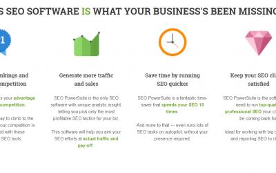 Perchè usare SEO PowerSuite