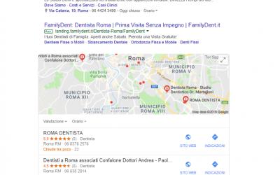 Perché si perde traffico organico con le modifiche in layout di Google Search?