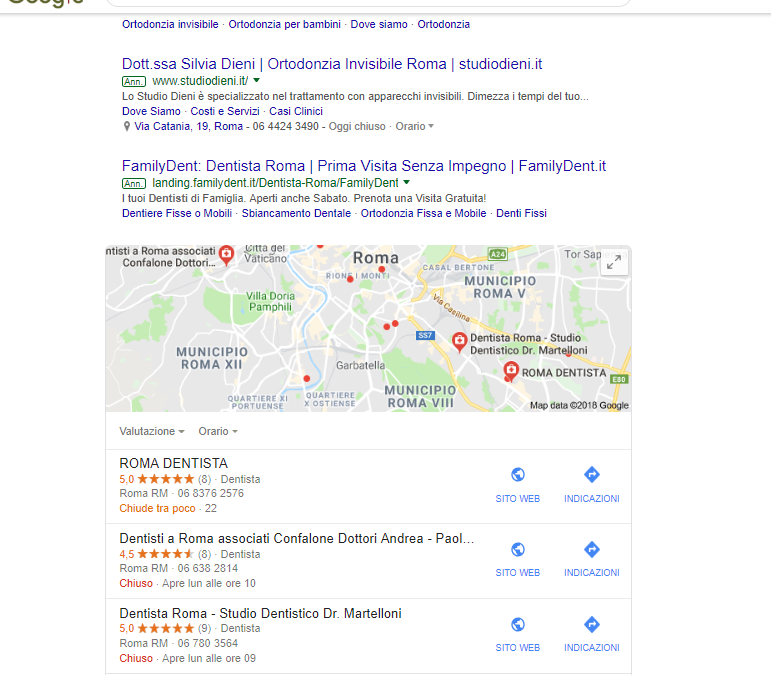 Perché si perde traffico organico con le modifiche in layout di Google Search?