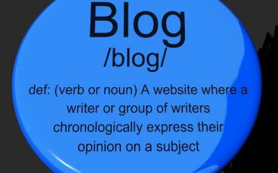 Come ripristinare e migliorare un blog
